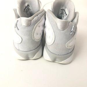 Jordan Shoes - Air Jordan 13 Retro Pure Money Platinum Sneaker